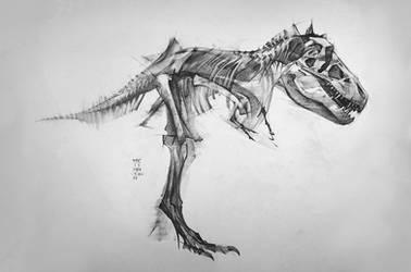 Thomas the T-Rex 2018
