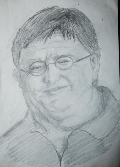 Gaben Sketch by Inqubus-verseum