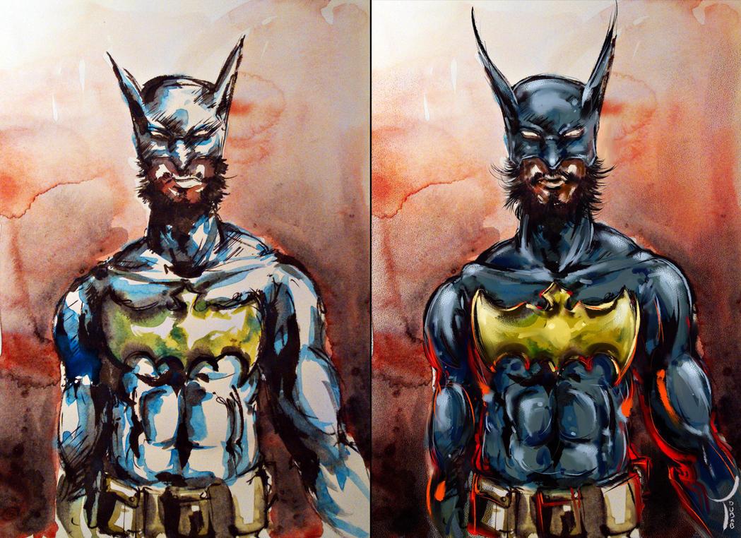 batman step by toubab