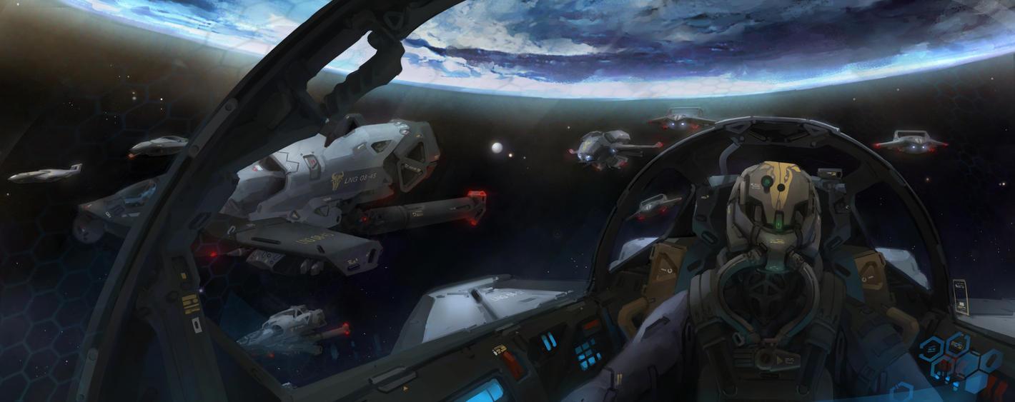 sci-fi2 by 0800