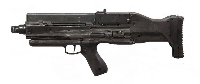another gun