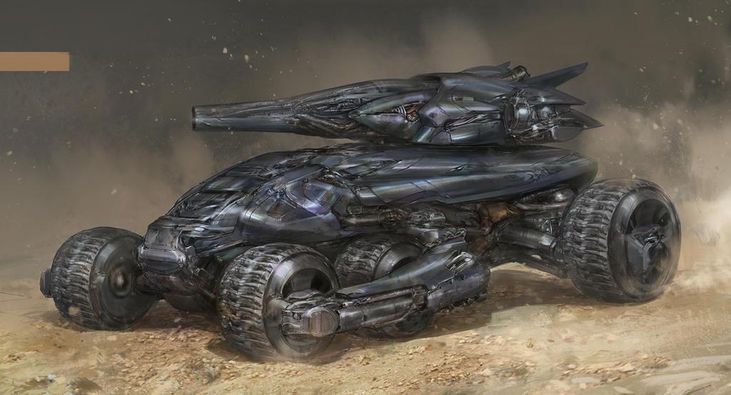 alien tank / the mill la commercial by 0800