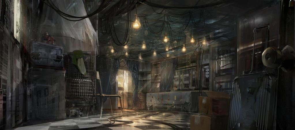 D B Boiler Room