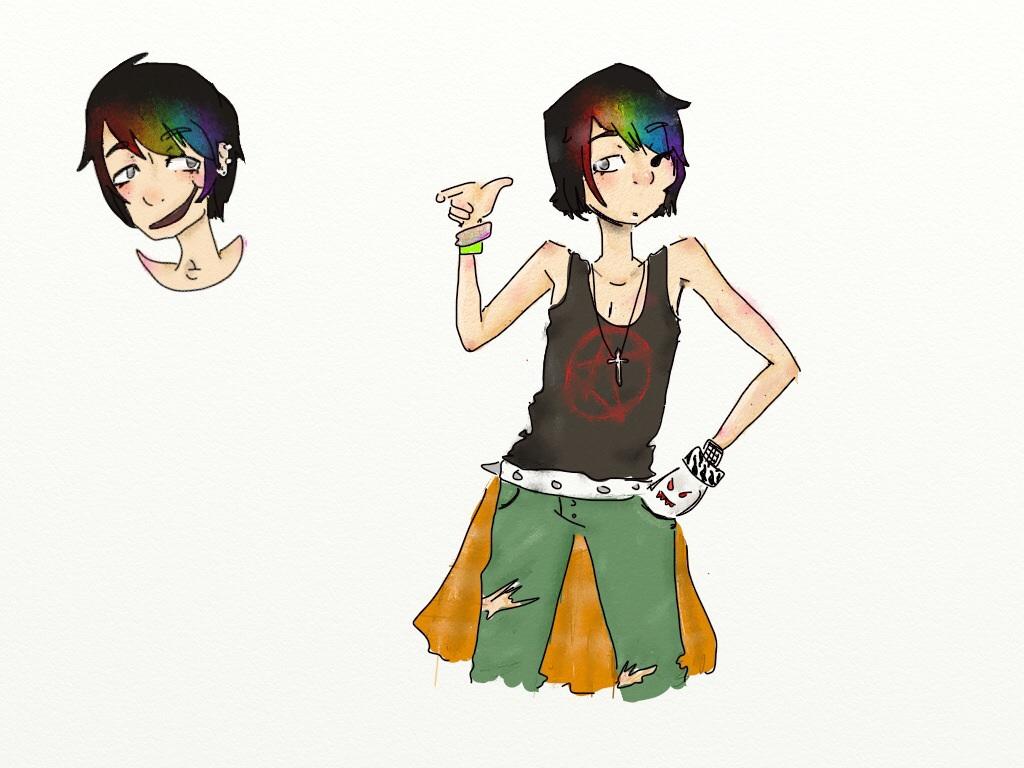 Zack by animegirl672
