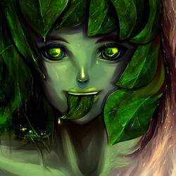 lady lime by ryky
