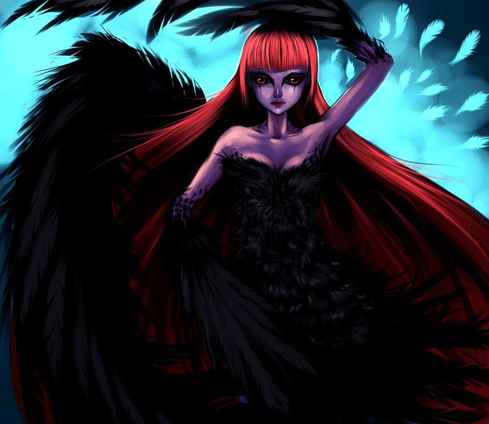 Black Swan by ryky