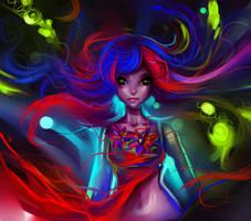 color splash by ryky