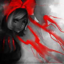 Snow White by ryky