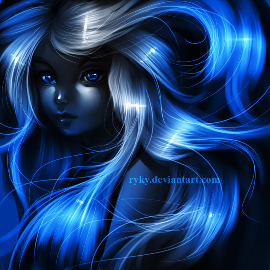 blue by ryky