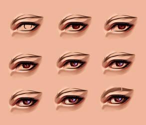 eye process 2 by ryky