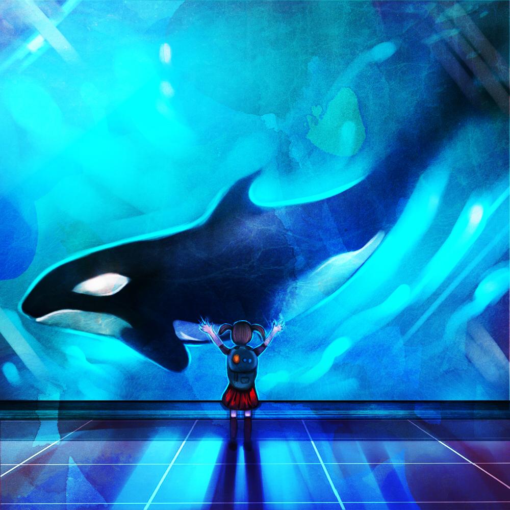 The Aquarium by ryky