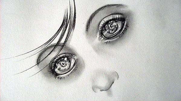 eyes by ryky