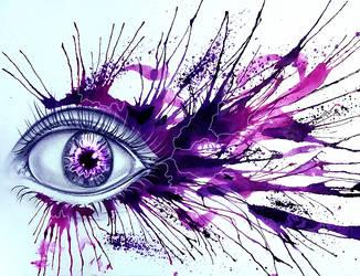 Eye of Spirit day by ryky