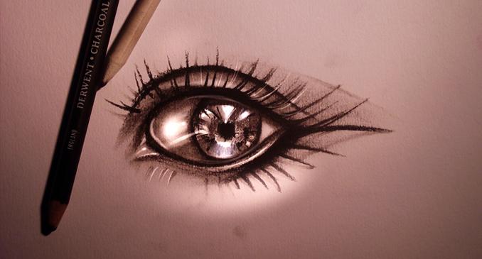 eye motion by ryky