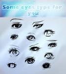 Eyes type