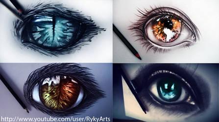 Eyes-VIDEOS !