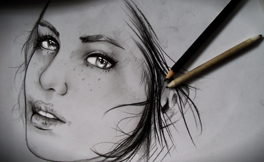 انمى بالرصاص للرسام benjamin cehelsky  Chloe_by_ryky-d670z8h