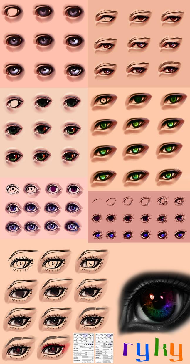 7-EYES  tutorial! by ryky
