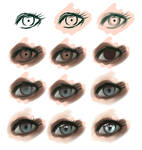 eye-step by step