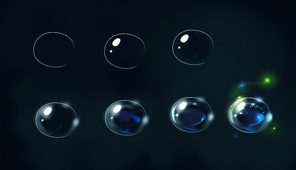 Bubble Tutorial By Ryky On Deviantart