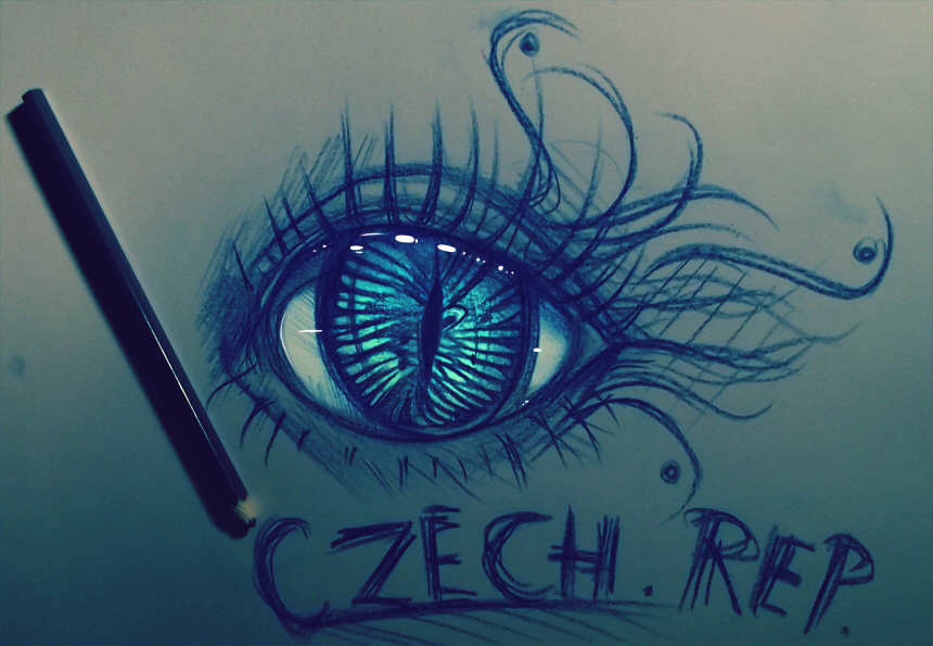 Eye of Czech Republic by ryky