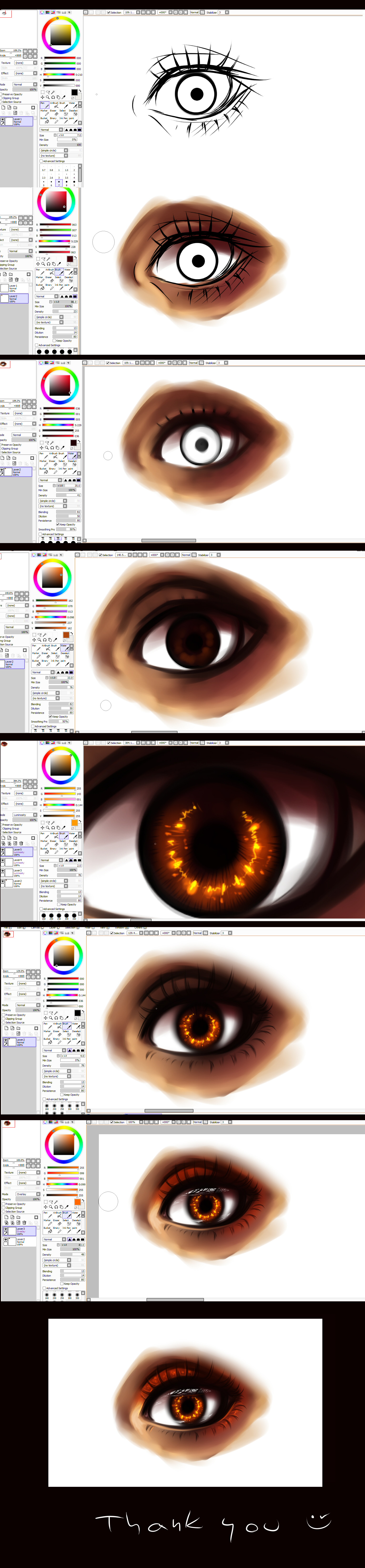 Paint tool sai eye tutorial by ryky on deviantart paint tool sai eye tutorial by ryky ccuart Images