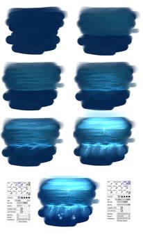 Easy Water tutorial