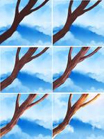 Easy wood - tutorial by ryky