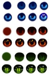 Mystic eyes tutorial