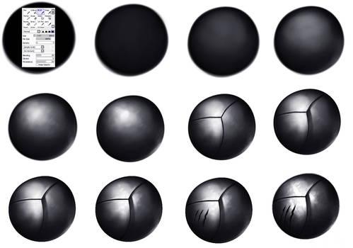Armor shading tutorial