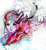 Flower by ryky