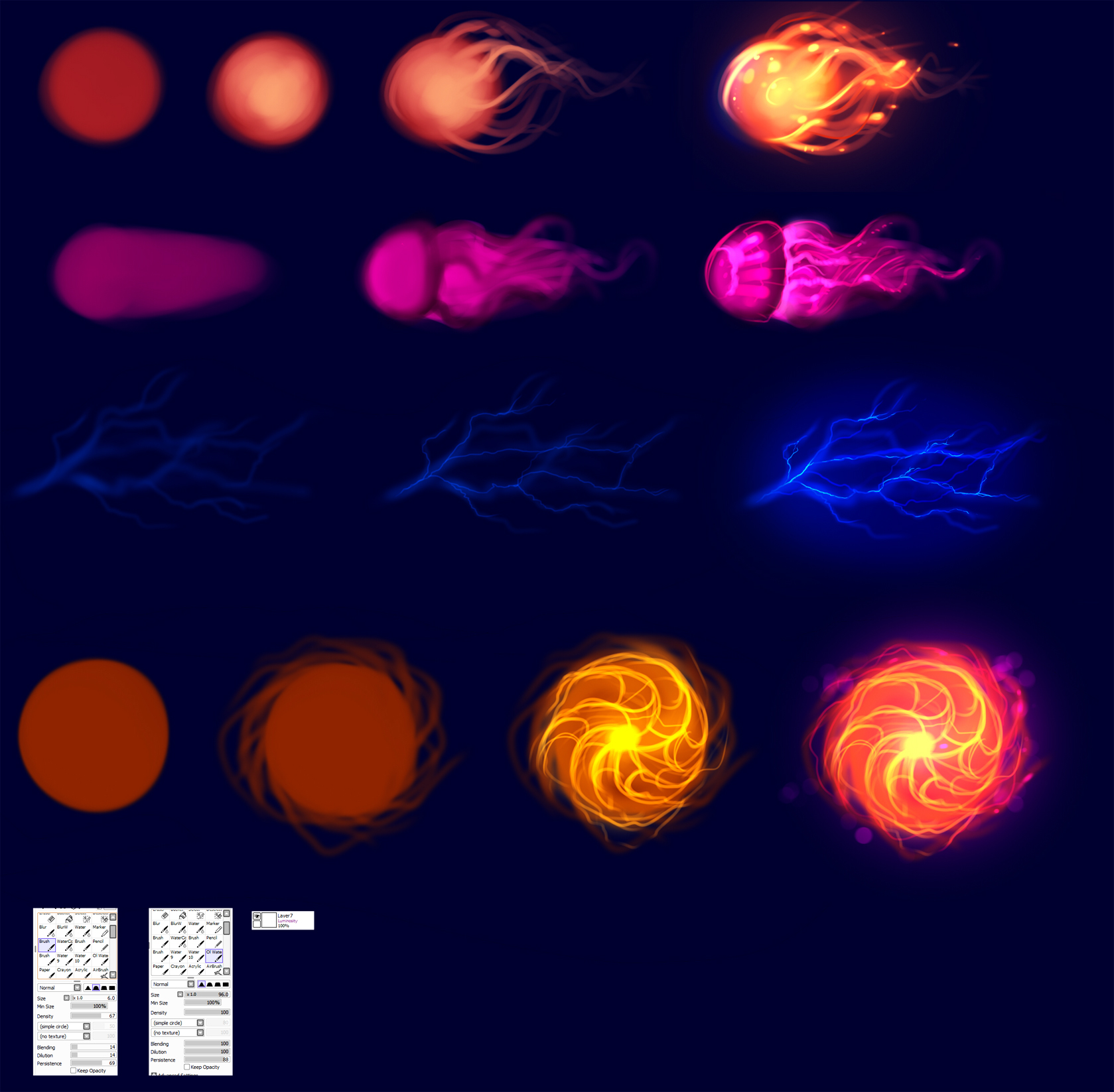Light of Magic 2 - tutorial by ryky