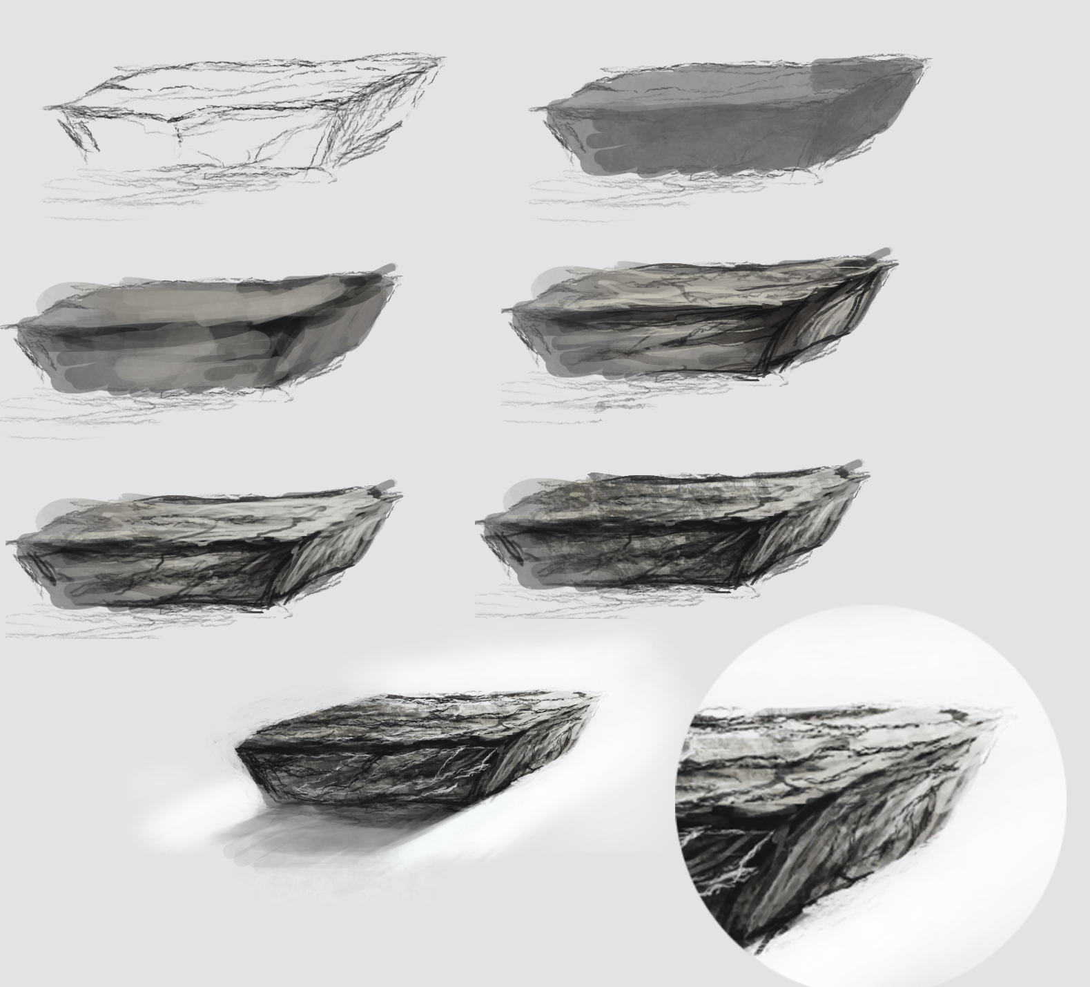 rock  tutorial by ryky