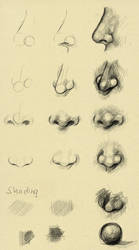 Nose reference by ryky