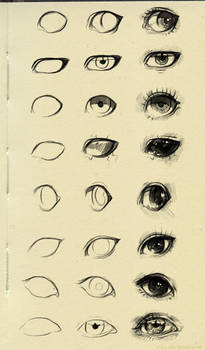 eyes reference 3
