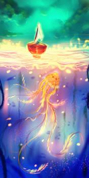 Light of the ocean