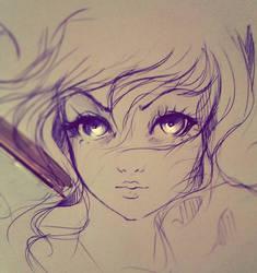 sketch x by ryky