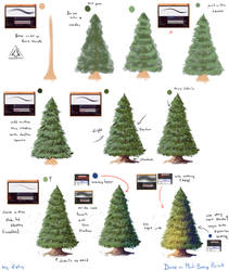 very easy  tree tutorial