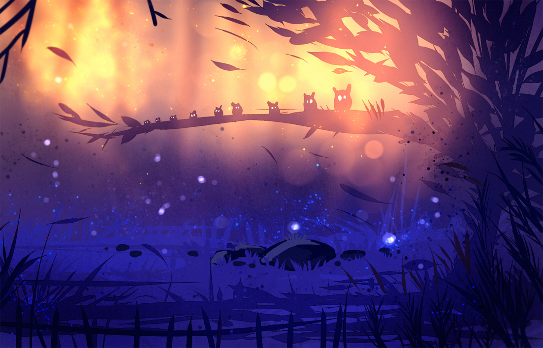 Sweet forest (video + wallpaper ) by ryky ...