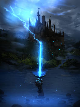 Excalibur (commision)