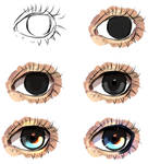 quick eye step by step