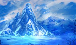 Blueheart Glacier