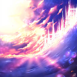 Magic Wave by ryky