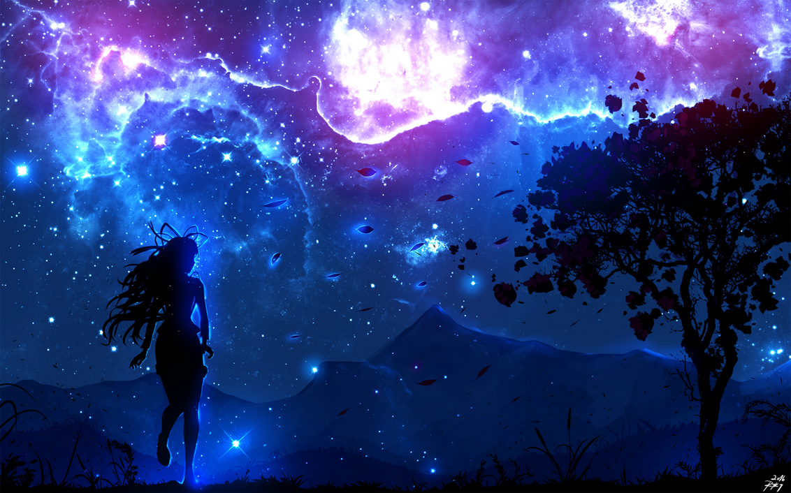 The Sky Emotion by ryky