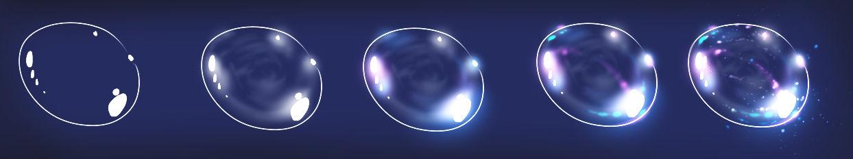 Easy Bubble tutorial
