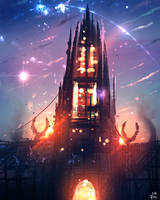 Cathedral by ryky
