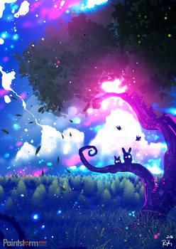 Purple Miracle