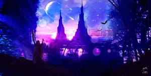 City of Light by ryky