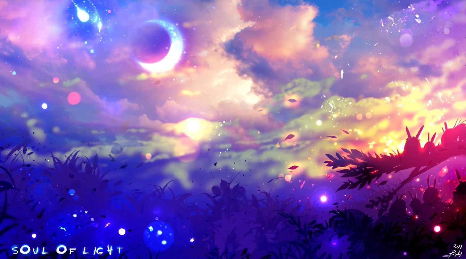 Soul of Light - Something Blue
