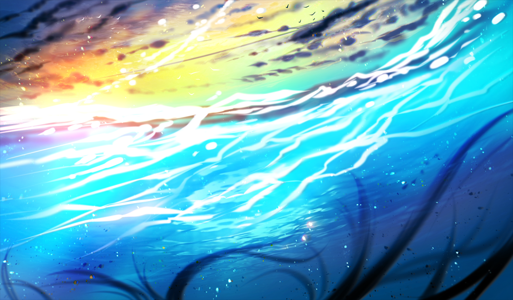 Under the Sea- OPEN